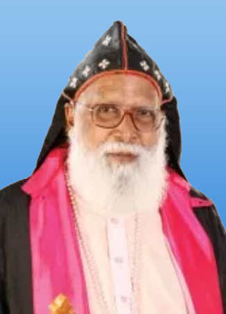 His Grace The Most Rev. Dr. Philipose Mar Chrysostom Mar Thoma Valiya Metropolitan